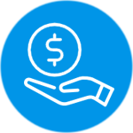 Insurance coverage icon for Indonesian maid service working in Singapore