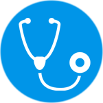 medical check-up icon for Indonesian maid working in Singapore